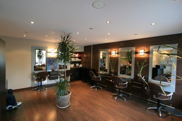 Le salon d 39 h l ne bonneville d coration d 39 int rieur geronimo architectes cabinet d - Salon de coiffure bastille ...